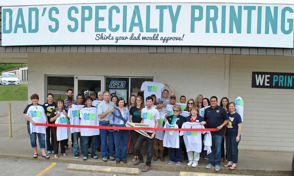Dad's Specialty Printing-April 17, 2015