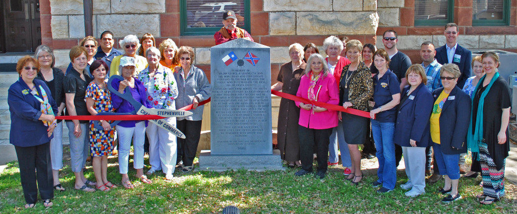 Major George B Erath 2679 Chapter United Daughters of the Confederacy - April 2, 2015
