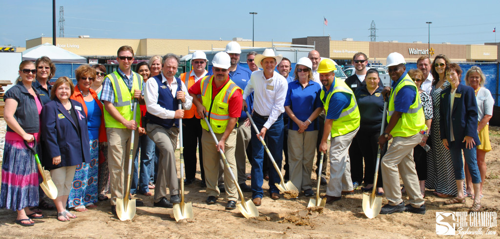 Murphy USA #7586 - Ground Breaking - Aug. 4, 2015