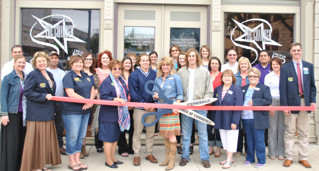 Ribbon Cutting - Kim Forners, Realtor - May 21, 2015