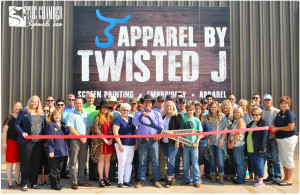 Apparel by Twisted J - Aug. 26, 2015